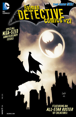 51 - [DC Comics] Batman: discusión general 300px-Detective_Comics_Vol_2_27