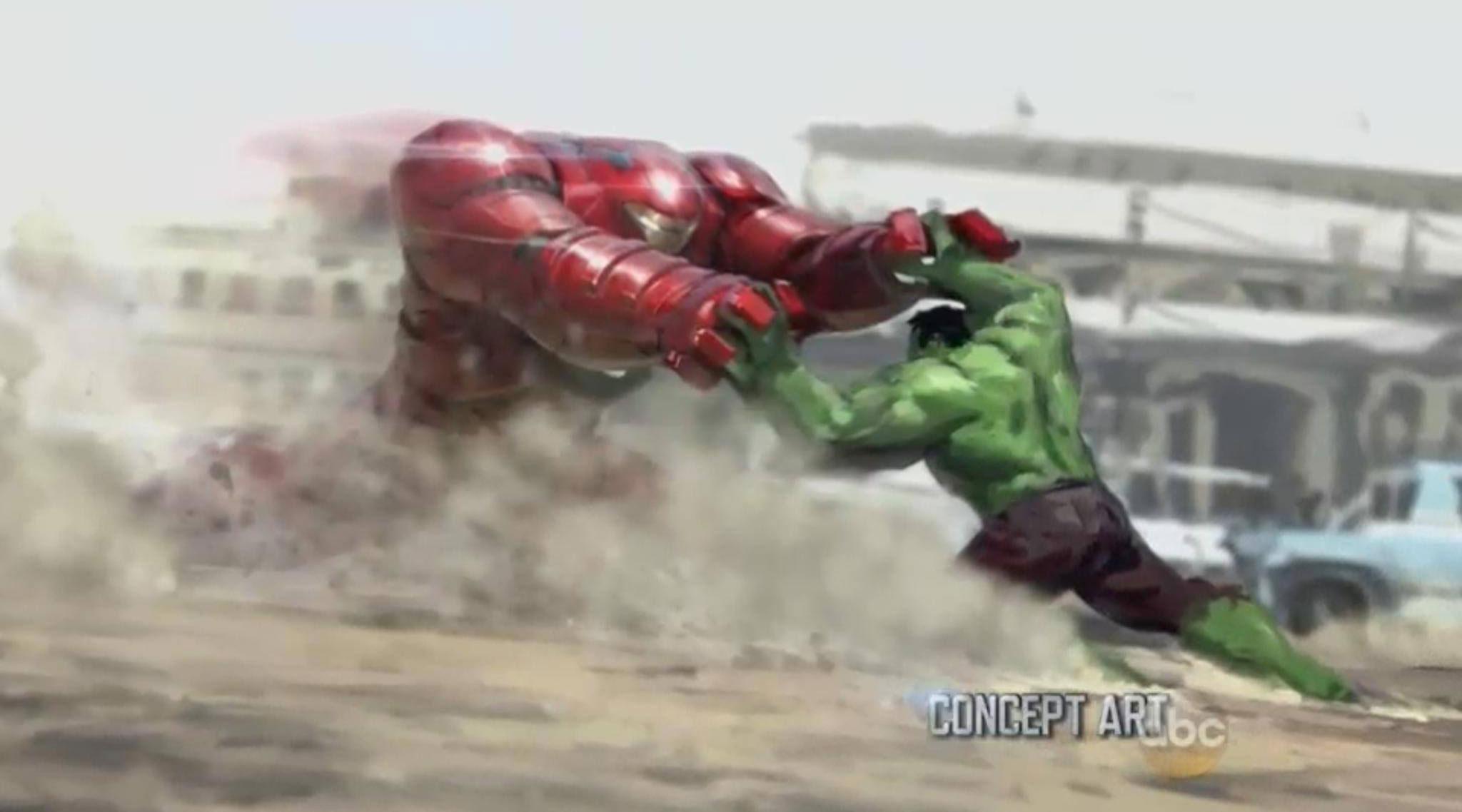 [CINEMA][Topico Oficial] Avengers: Age of Ultron - Visual do Visão! - Página 22 Hulkbuster_Concept_Art_for_Avengers_Age_of_Ultron
