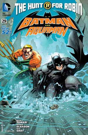 51 - [DC Comics] Batman: discusión general 300px-Batman_and_Robin_Vol_2_29