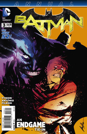 Tag 35-36 en Psicomics 300px-Batman_Annual_Vol_2_3