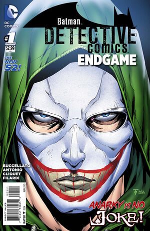 29 - [DC Comics] Batman: discusión general 300px-Detective_Comics_Endgame_Vol_1_1