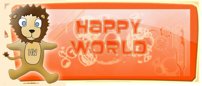 Happy World! Le forum qui parle de tout! Aussi forum de pub! Banniere-3256ff
