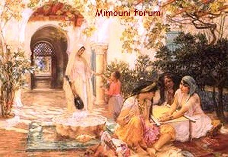 Naissance et mort du Royaume Amazigh - Page 2 Mimuni-femme2-espagne-1315303