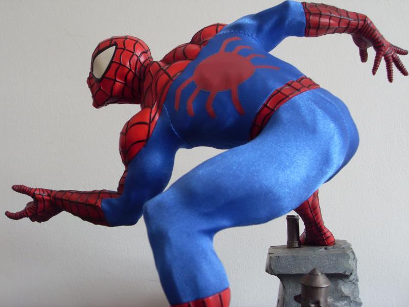 """Collection de Spider-Manu """" dernière arrivée HULK 1/4  """" Q-219670-df7d61"""