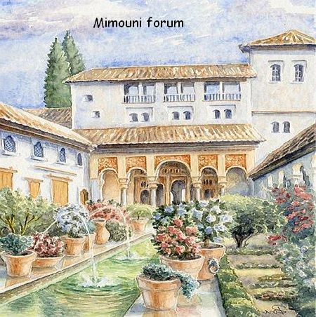 Naissance et mort du Royaume Amazigh - Page 2 Granada-mimouni-forum4-131523c