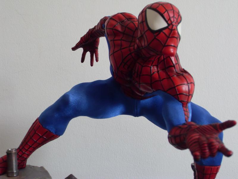 """Collection de Spider-Manu """" dernière arrivée HULK 1/4  """" Q-219662-df7df0"""
