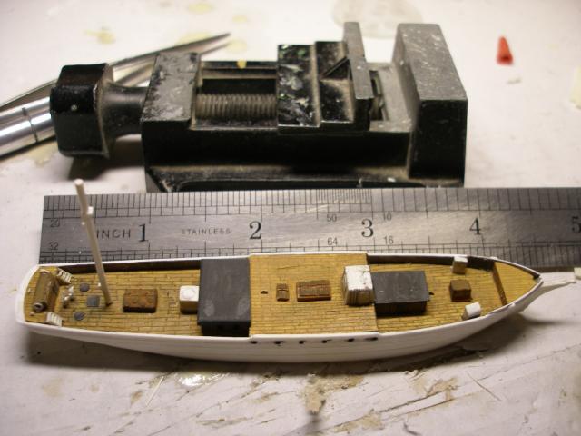 3-mâts barque Pourquoi-Pas? (Heller 1/400°) de Soldier of fortune 29-cc51d2