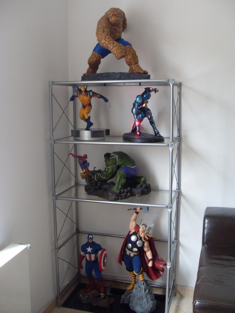 """Collection de Spider-Manu """" dernière arrivée HULK 1/4  """" Q-219615-cb56c7"""