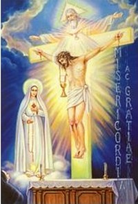 *Donne-nous notre Pain de ce jour (Vie) : Parole de DIEU *, *L'Évangile et le Livre du Ciel* - Page 9 Trinite-et-marie-5a699c