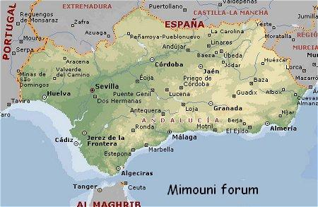 Naissance et mort du Royaume Amazigh - Page 2 Mimouni-carte-andaloussia-1315274