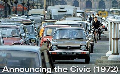 LA CIVIC A 40 ANS  Civic-1972-167afe8
