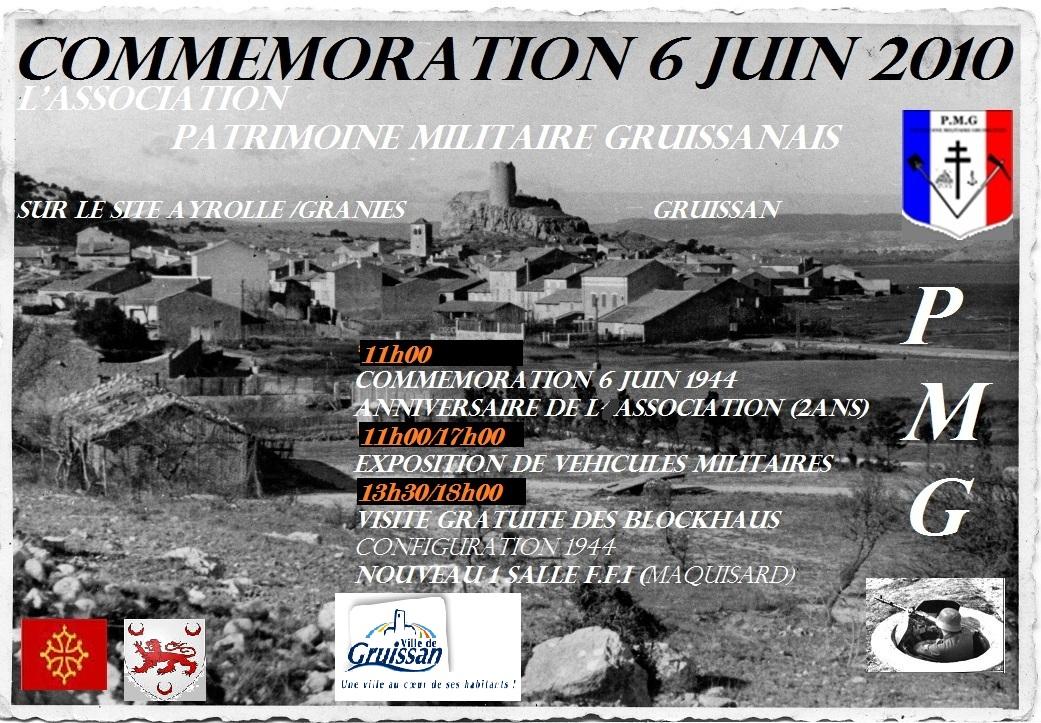 Patrimoine militaire gruissanais (Ayrolle - Graniès) - Page 8 Affiche-6-juin-3-1b956bc