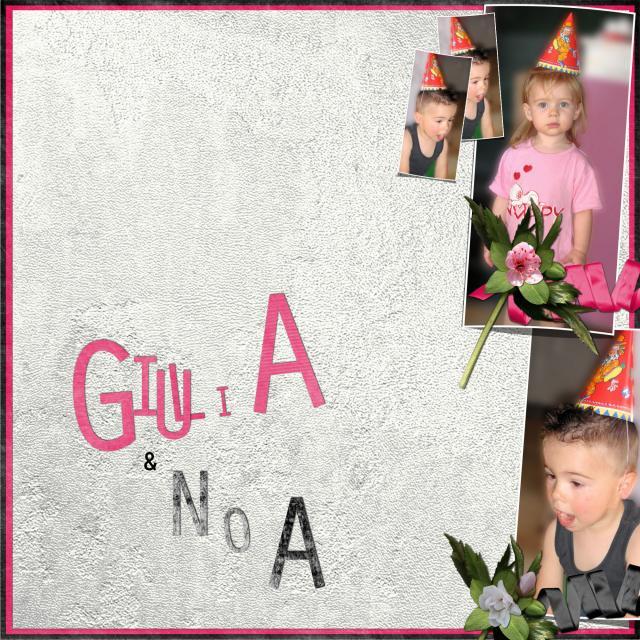 kit imposé n°83 (jusqu'au 08/09 - 20h) Giulia-et-noa-129c7ed