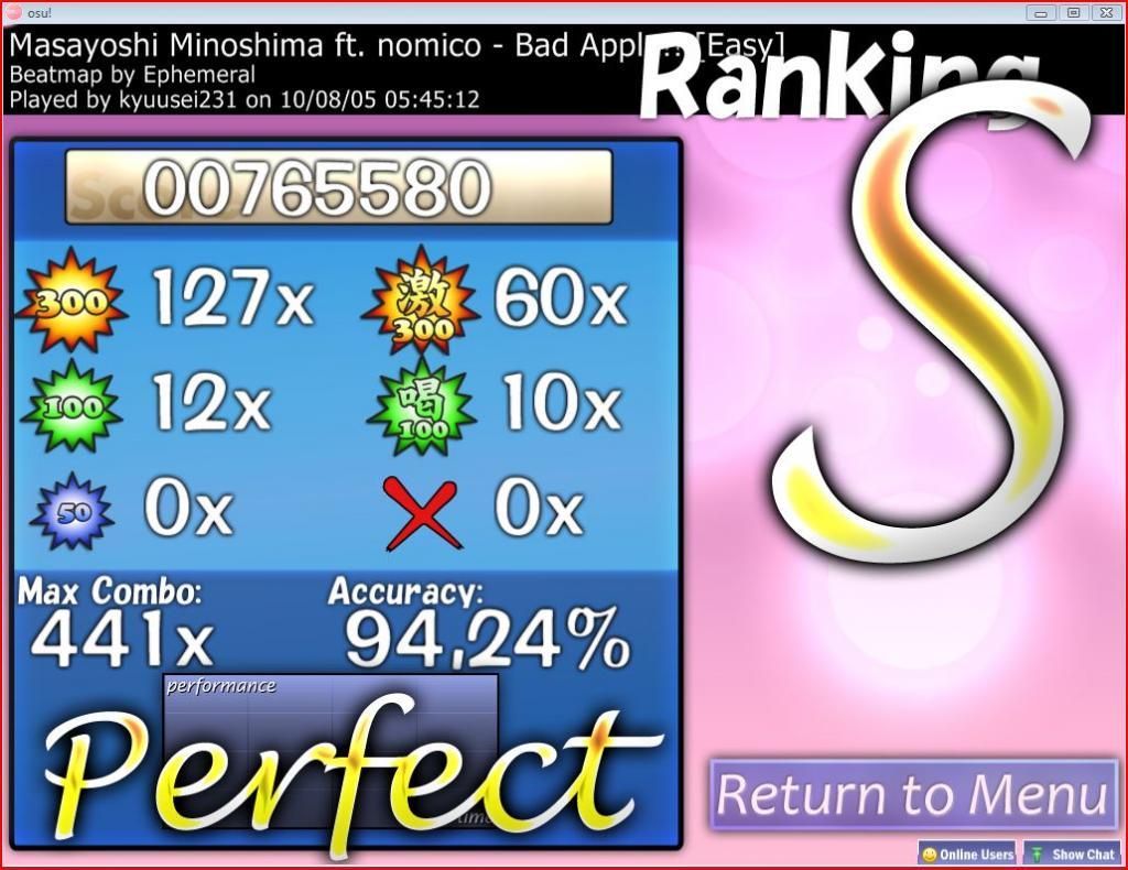 Osu! Bad-apple-rang-s-1efbd00