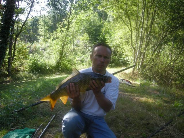 Pêche en haute vienne, la bénéchie ( cussac, chalut) Photo-361-121f956