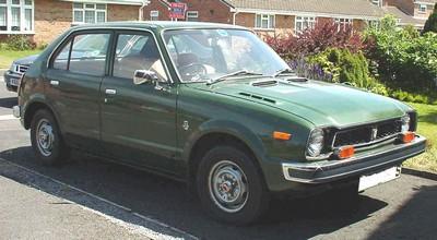 LA CIVIC A 40 ANS  Civic-1500-1976-167b032