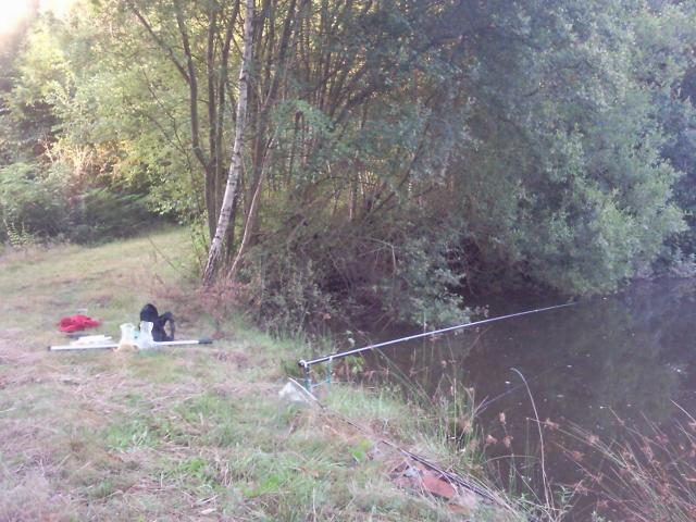 Pêche en haute vienne, la bénéchie ( cussac, chalut) Photo0025-121f760