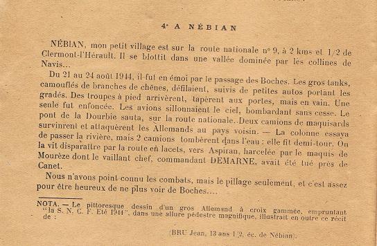 le maquis de bir hakeim Demarne-1688a75