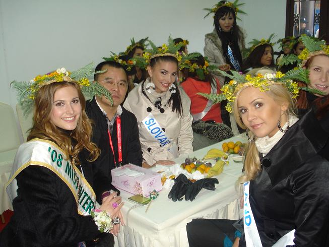Sona Skoncova - Miss Slovak Republic International 2009 (Official Thread) - Page 4 3-15958dd