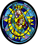 A travers les ages ... Catholicstainedglass-fedf5e
