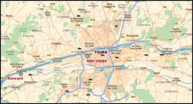 le 3eme rencard RUSTYCARSGARAGE a Tours Planx-1b87e64