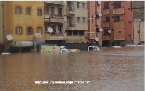Photos de Casablanca sous le deferlement du Deluge Mimouni_i1-2--234108a