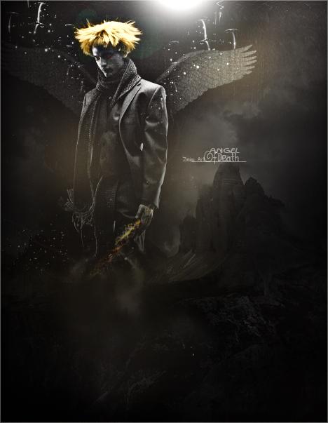 zinou galerie Angel-of-death-85d456