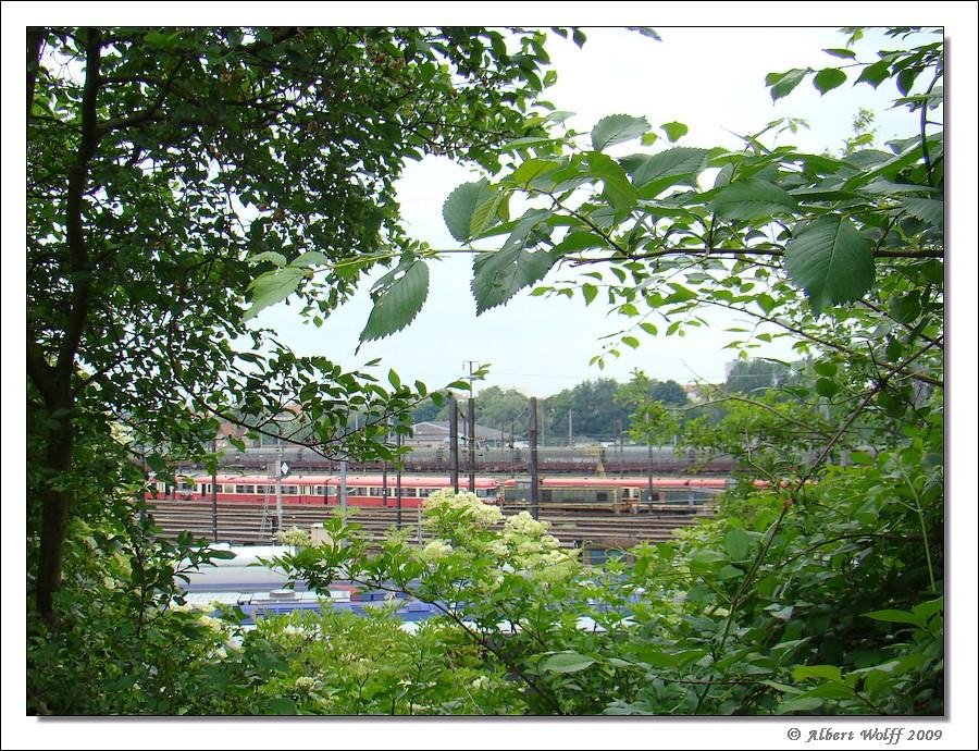 Metz-Sablon, vu de l'extérieur Mz20080524-019-116d6d3