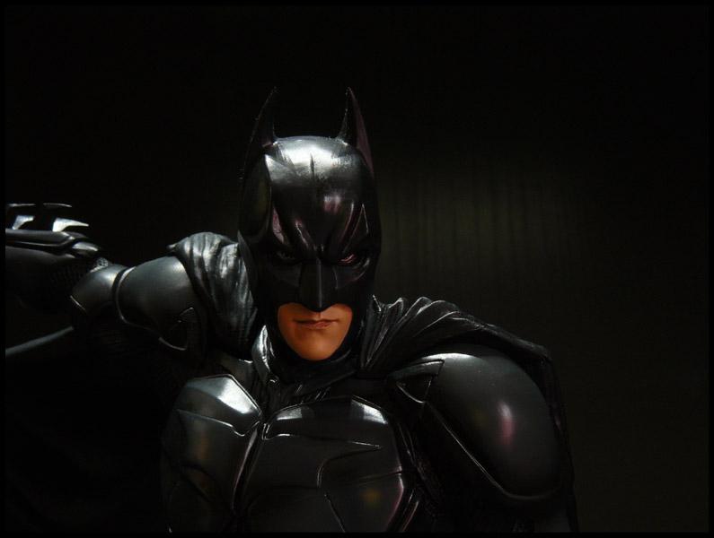 """THE DARK KNIGHT BATMAN """"DARK KNIGHT BAT-SUIT"""" P1010045-82dc82"""