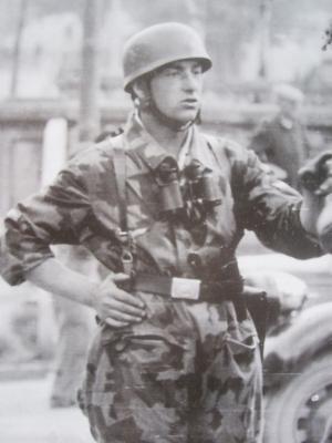 Parachutistes Allemands Autre-s-officier-958b22