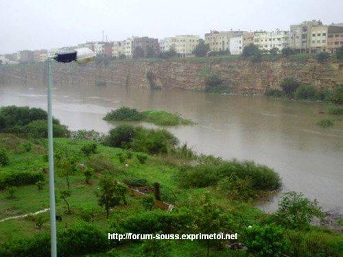 Photos de Casablanca sous le deferlement du Deluge Mimouni_i1-9--23411b3