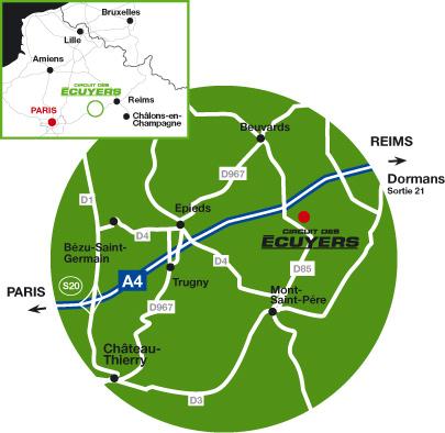 [Les Ecuyers] Sortie 01 Octobre 2011 avec Renault Sport Plan_acces-1b9a5df