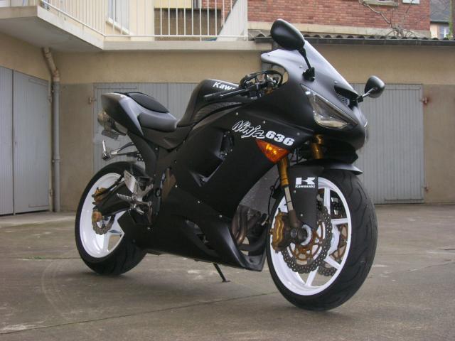 Voici ma moto dans sa nouvelle robe Dscn5493-647c10