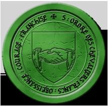 Concordat avec l'Ordre des Chevaliers Francs V-62b108