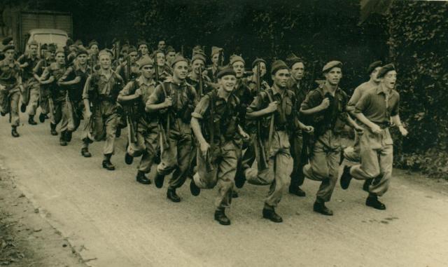 Marche-les Dames en 1950: Speed marche Albert030-123bbfa