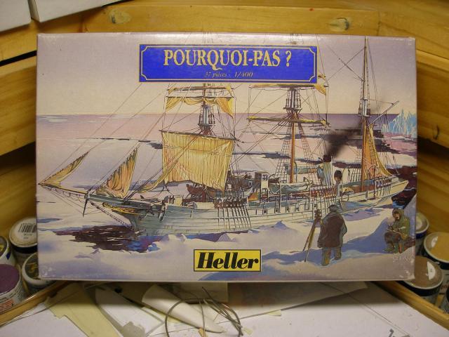3-mâts barque Pourquoi-Pas? (Heller 1/400°) de Soldier of fortune Boite-c75cfc