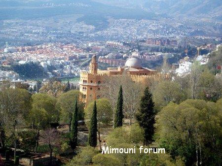 Naissance et mort du Royaume Amazigh - Page 2 Granada-mimouni-forum2-1314d3a