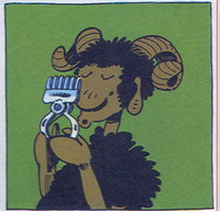 Un de mes héros : Romuald le bélier Romuald_tondeur-5d6cb6