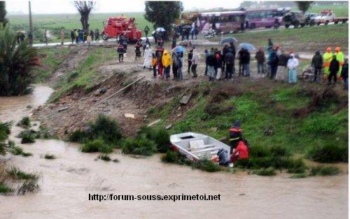 Photos de Casablanca sous le deferlement du Deluge Mimouni_i1-6--234112f