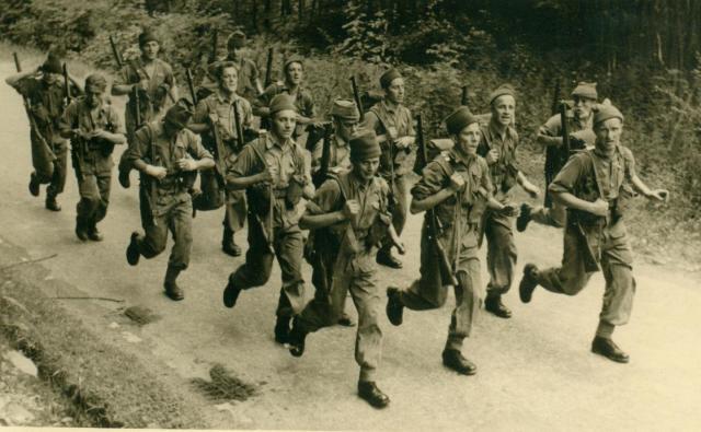 Marche-les Dames en 1950: Speed marche Albert029-123bbc8