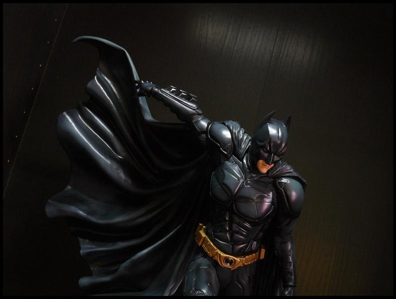 """THE DARK KNIGHT BATMAN """"DARK KNIGHT BAT-SUIT"""" P1010034-82dc52"""