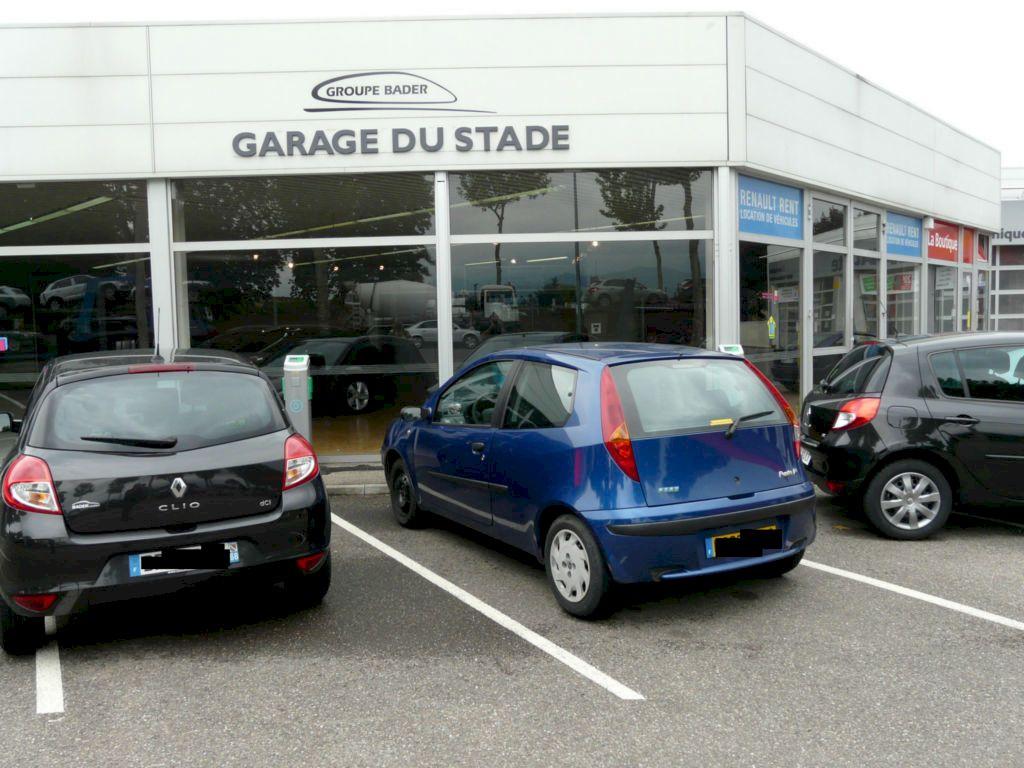 Borne de recharge rapide secteur Mulhouse Colmar Selestat accessible le dimanche GM4TG9