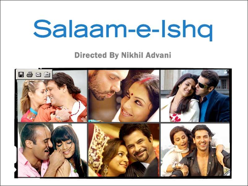Salaam - E - Ishq (2007)  18719952