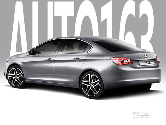 2014 - [Peugeot] 408 II - Page 2 201310311629047c45e_550