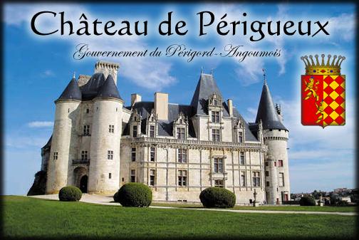 Château de Périgueux