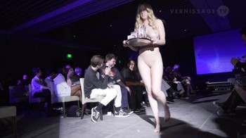 Naked  Performance Art - Full Original Collections H5o9cip1wba0