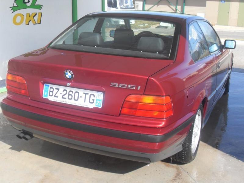 [ Bastien ] Bmw coupe 325i e36 ( maj ) Sdc14263-3240fe5