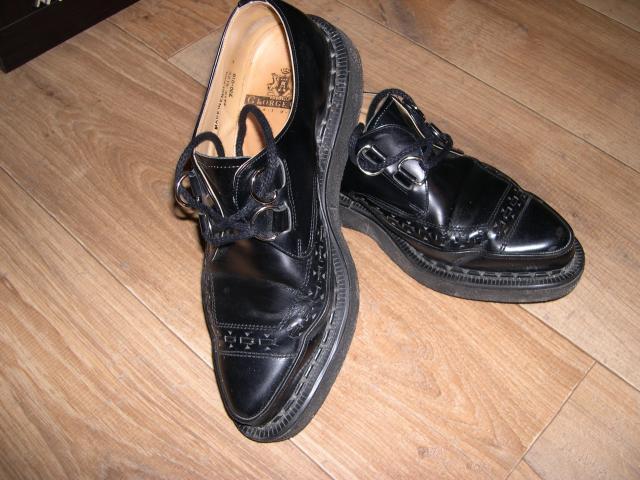 Chaussures-Ghillies ou autres Cox-306fe49