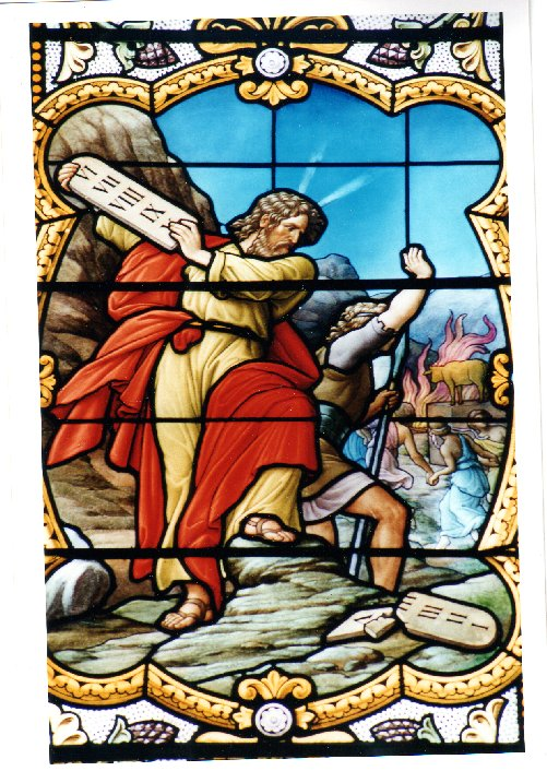 Le miracle du figuier desséché et les prodiges de la suggestion. Moise-31cd076