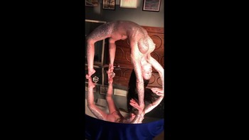 Naked  Performance Art - Full Original Collections Q7uw5puuqvqm
